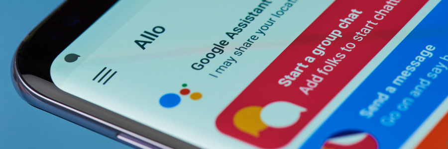 Google Assistant smartphone