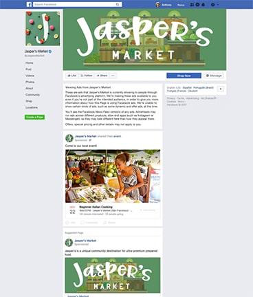 jaspers market facebook