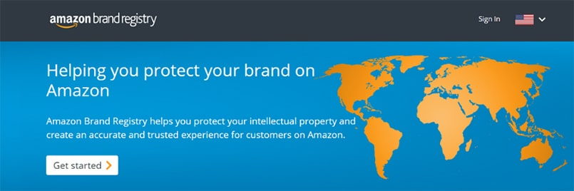 amazon brand registry enroll