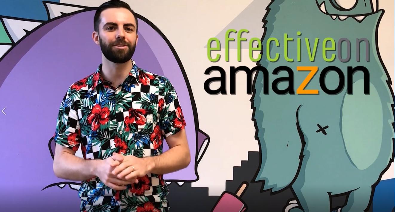 Effective on Amazon Host Jared Scott