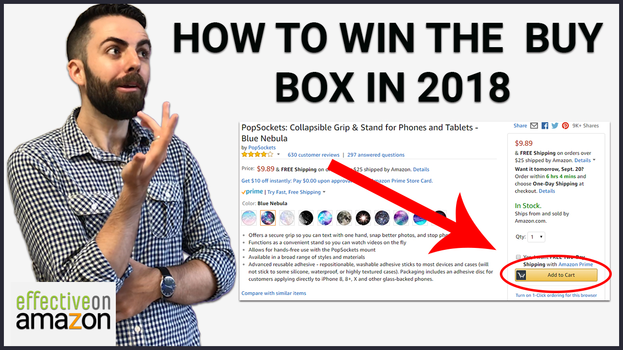 How to Win the Amazon Buy in 2018