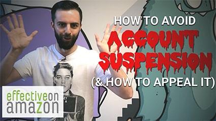 Amazon Account Suspension Video Thumbnail