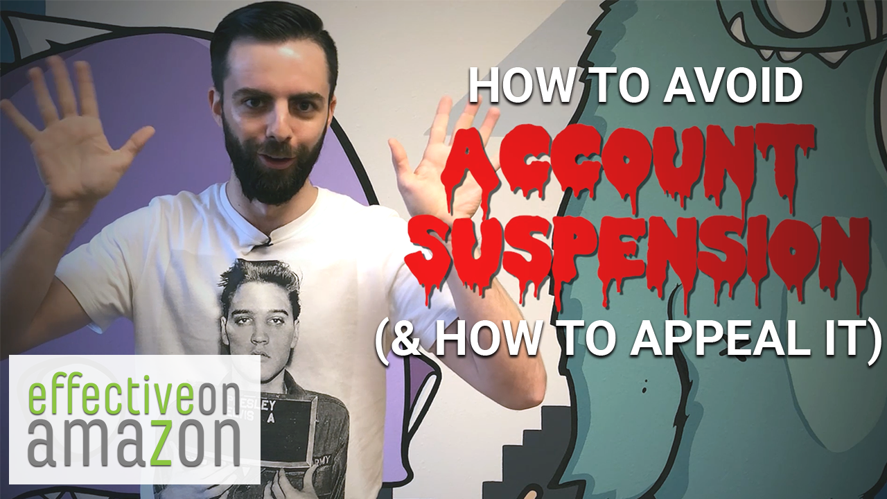 Prevent Amazon Account Suspension
