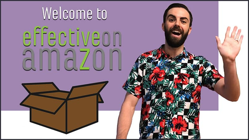 Effective on Amazon Channel Intro Thumbnail