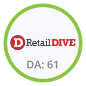 Retail Dive Domain Authority