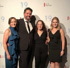 Google Awards Ceremony Group Shot