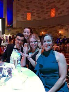 Google Awards Ceremony with Award