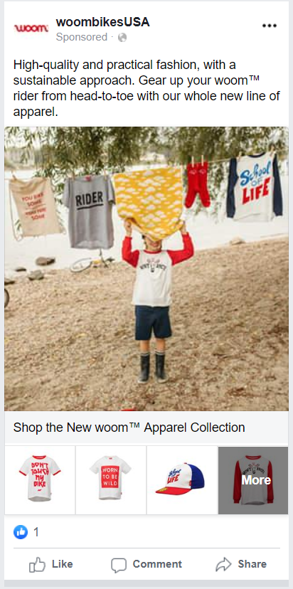 Collection Ad Format