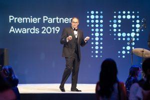Google Partners Award 2019 Speaker