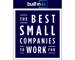 Built in Austin Best Small Companies to Work for