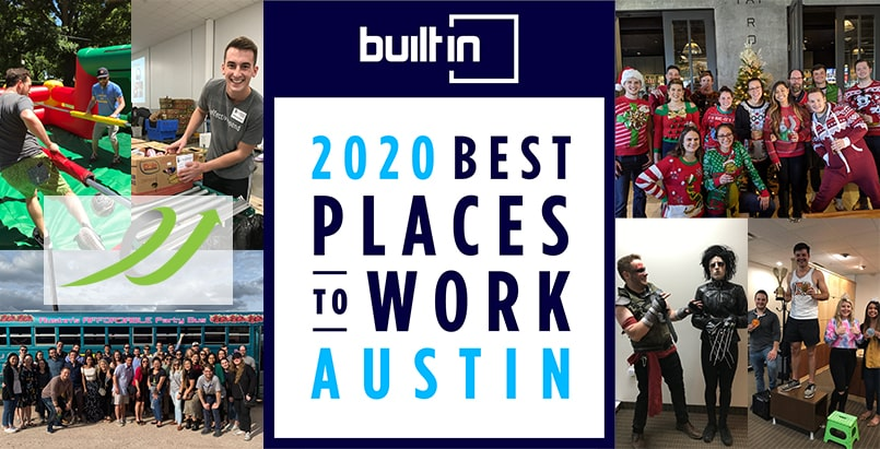 Built In's Best Places to Work in Austin Thumbnail