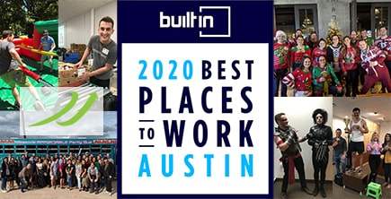 Best Places to Work in Austin