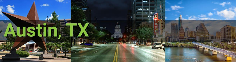 Austin Texas Effective Spend Office