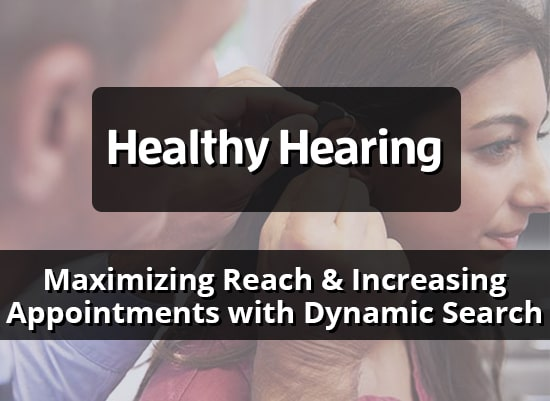 Healthy Hearing Case Study Thumbnail