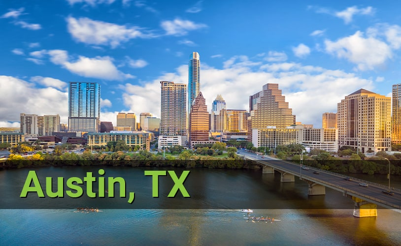 Effective Spend Offices - Job Page Austin